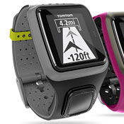 TomTom Sports Watch Range Announced, TomTom Runner