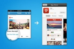 Twitter Cards With Mobile App Deep-Linking Unveiled