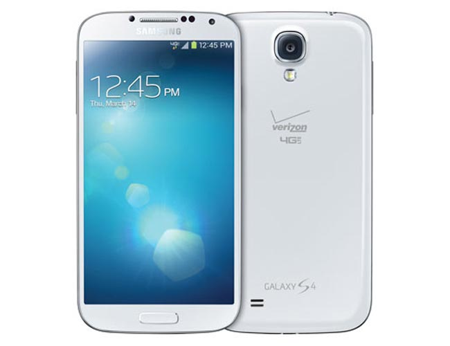 Verizon Samsung Galaxy S4 Launching In May