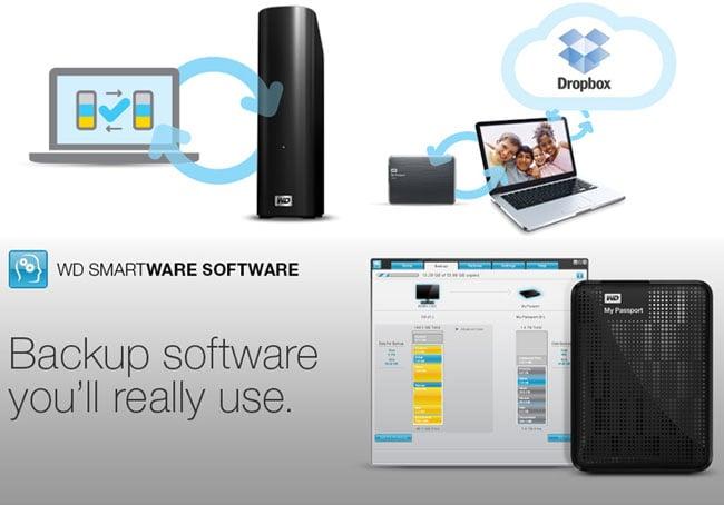 WD SmartWare Pro