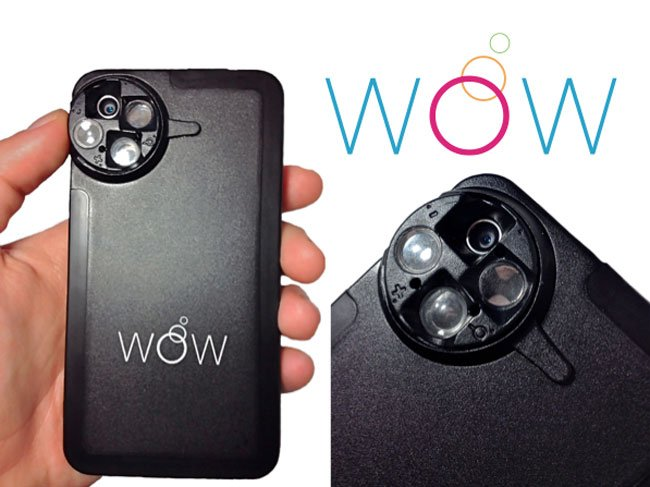 WoW iPhone Lens Case
