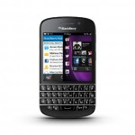 BlackBerry Q10 Appears At The FCC