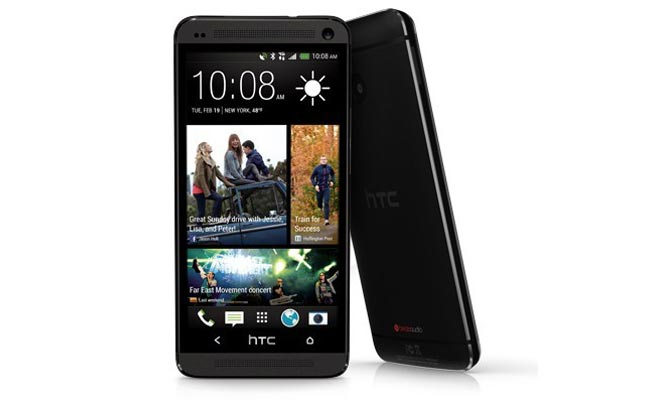 Black HTC One