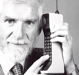 Cellphone Celebrates Its 40th Anniversary