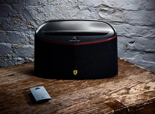 Ferrari By Logic 3 FS1 Air Speaker Dock Announced
