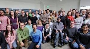 Google Glass easter egg shows entire development team