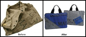 Laptop Cases Made from Recycled Mailbags are Cool