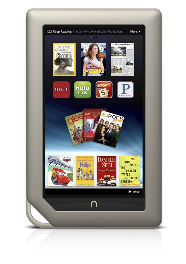 The 13 Best Nook Tablet Apps | PCMag