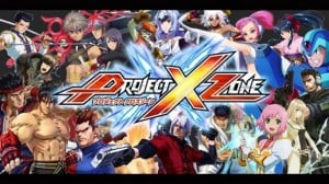 Project X Zone Coming On June 25th For The Nintendo 3DS