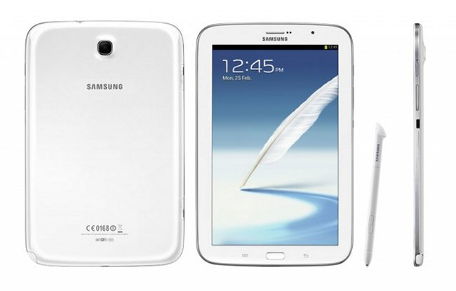 Samsung Galaxy Note 8.0 Release Date