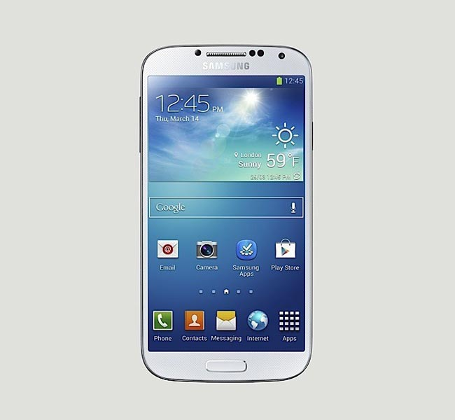 Samsung Galaxy S4 Design Story (Video)