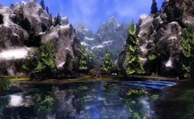sandbox-mmo-games-darkfall-unholy-wars-starting-area-screenshot