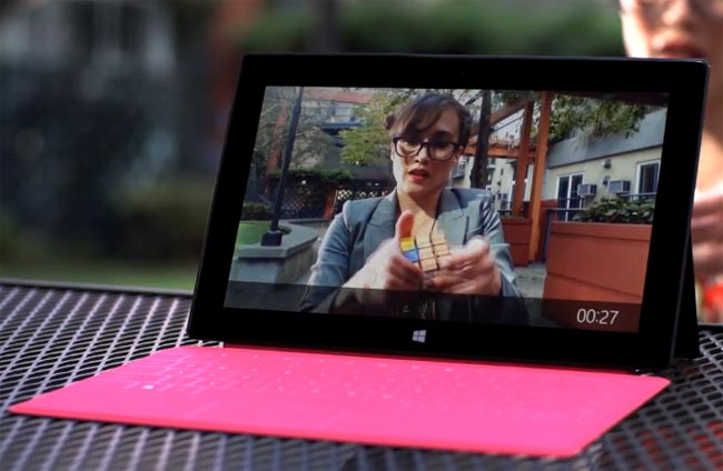7 inch surface tablet