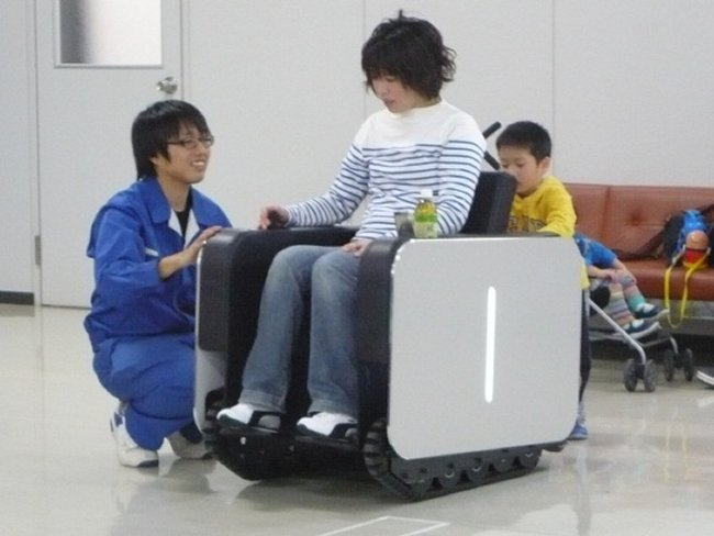 unimo-wheelchair