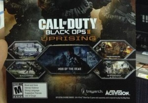 Call of Duty: Black Ops 2 DLC 'Uprising' Arriving On April 16