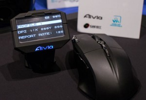Gigabyte Shows off New Wireless Aivia Uranium Gaming Mouse