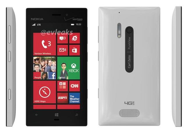 Verizon Nokia Lumia 928