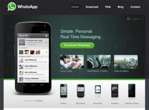 WhatsApp Denies $1 Billion Google Deal