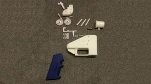 US Requires the Removal of 3D Gun Instructions