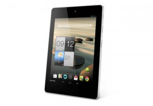 Acer Iconia A1 Jelly Bean Tablet Announced