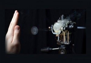 Disney Research Aireal Prototype Adds Force-Feedback To Kinect (video)