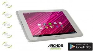Archos 80 Xenon 3G Tablet Headed To The UK For £160