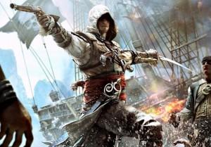 Assassin's Creed 4 Black Flag Trailer Released (video)