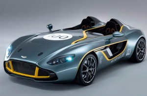 Aston Martin CC100 Speedster Concept Unveiled For Centenary Celebrations (video)