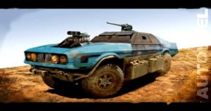 Autoduel – Kickstarter For Car Combat, Twisted Metal Designer David Jaffe Attached