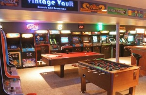 Awesome Basement Arcade Built By Father And Son Team