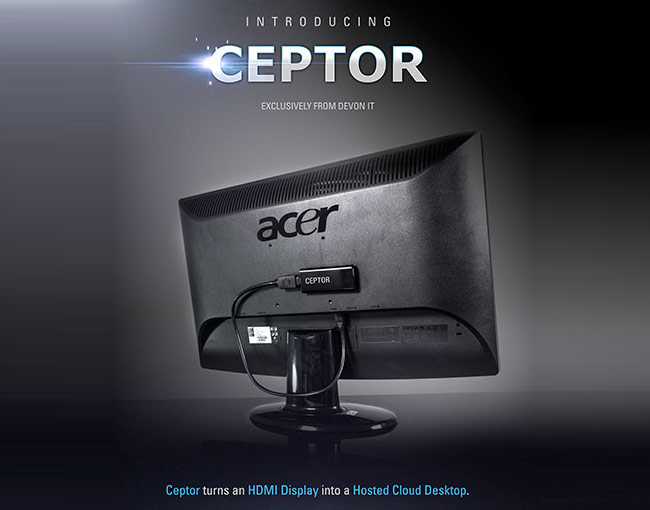 Ceptor Linux HDMI Stick Aimed At Enterprise Launches For $99