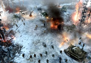 Company of Heroes 2 Theater of War Unveiled By Relic