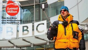 British Explorer Daniel Hughes Makes First Video Call From Top Of Everest (Video)