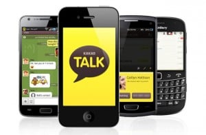 Evernote Partners With KakaoTalk Messaging Service