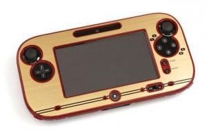 Wii U Famicon Skin Retro Gamepad Enclosure Unveiled