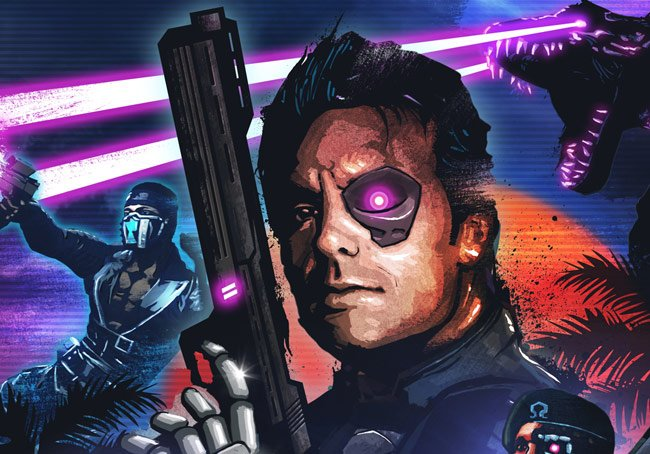 Far Cry 3 Blood Dragon Map Editor Now Available