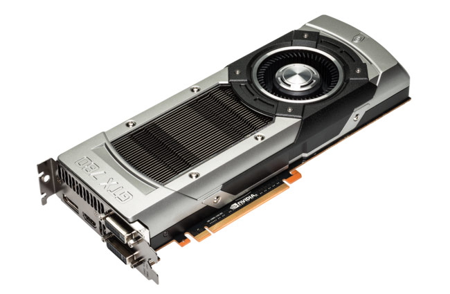 NVIDIA GeForce GTX 780 GPU Introduced For $649
