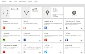 Google Glass Apps For Facebook, Twitter, Tumblr, CNN And Evernote Launch