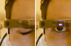 Google Glasses Winky App Lets You Wink To Take A Photo