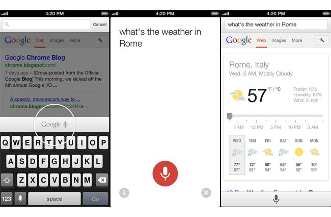 Google Voice iOS
