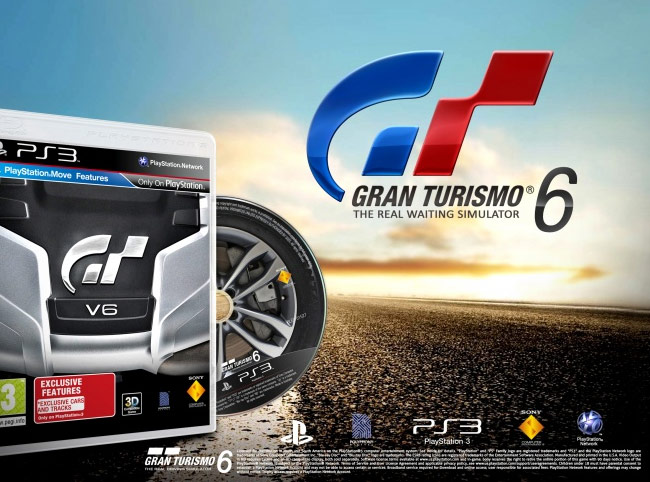 gran turismo 6 officially announced with trailer video. Black Bedroom Furniture Sets. Home Design Ideas