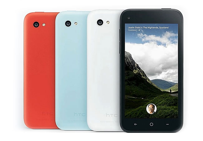 HTC First UK
