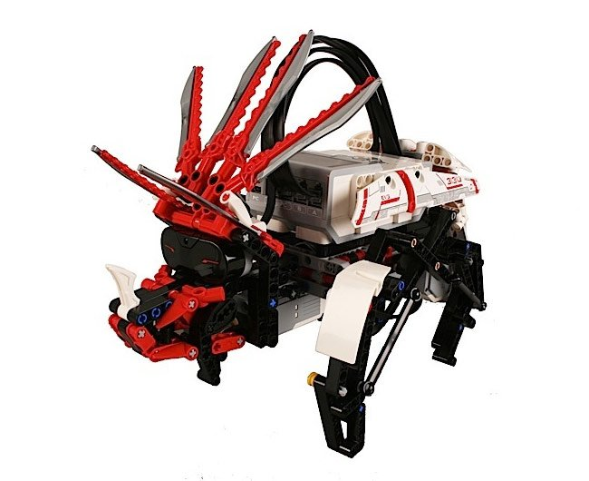 Lego Mindstorms EV3 Dinosaur, Guitar And Whack-a-mole Models Unveiled