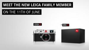 Leica Mini M Camera Teased, Coming In June