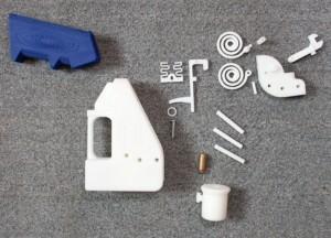 Liberator 3D Printed Gun Test Fired (video)