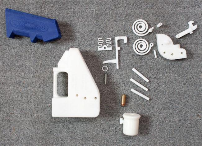 Liberator 3D Printed Gun