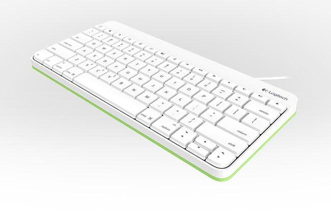 Logitech Wired iPad Keyboard