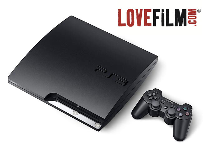 LoveFilm Instant PS3
