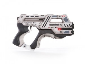 M-77 Paladin Official Replica Mass Effect Pistol Now Available For $400