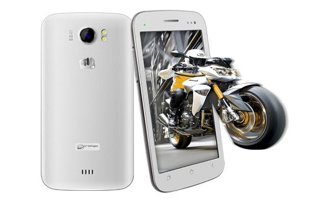 Micromax A110Q Canvas 2 Smartphone Announced